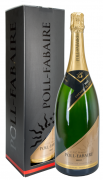 Crémant POLL-FABAIRE Brut Magnum in a Gift Box
